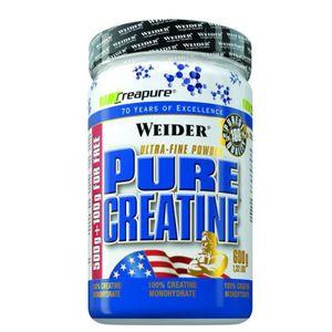 Weider Pure Creatine Kreatin, 600g Pulver