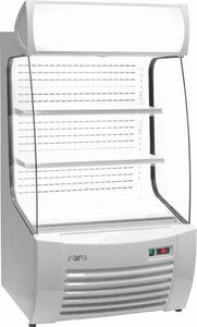 Kühlregal Modell CELIA, Maße: B 876 x T 945 x H 1656