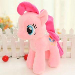 My Little Pony Plüschtier Schmusetier Kuscheltier Kinder Weihnachten Geschenk Stoffpuppe Rosaie Pie