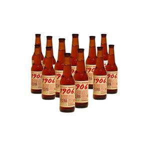 Estrella Galicia 1906 Reserva Bier 12 x 33cl