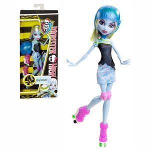 _EOL_MATTEL Monster High Rollschuh - Clique Abbey Y8349