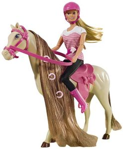 Steffi Love Reitausflug, Puppe mit Pferd