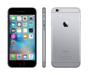 Apple iPhone 6S mit 16 GB spacegrau