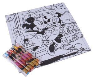 Disney puzzle/Farbtafel Mickey Mouse junior 17 Teile