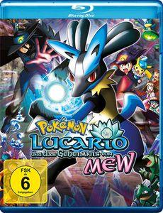 Pokemon - Lucario & das Geheimnis (BR) von Mew   Min: 103DD5.1WS
