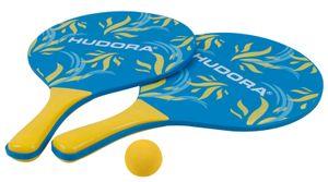 Hudora Beachballset, 2 Schläger, 1 Ball, 77461