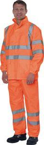 PREVENT Warnschutz-Regenjacke Größe L orange