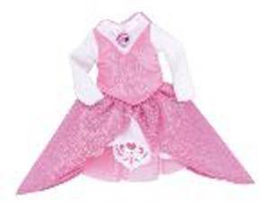 Käthe Kruse cruselings Vera Puppe Kleid Magie Outfit rosa