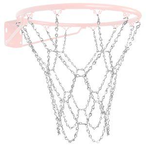 Basketballnetz aus Stahl, Metallnetz, Stahlnetz, outdoor