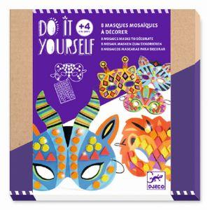DJECO Do it yourself: Mosaik-Masken