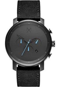 MVMT D-MC01-GUBL CHRONO Chronograph Uhr Herrenuhr Datum Schwarz