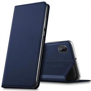 Handy Hülle Samsung Galaxy A10 Book Case Schutzhülle Tasche Slim Flip Cover Etui