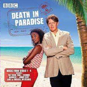 Filmmusik: Death In Paradise 1-4 - Sony Music  - (CD / Titel: A-G)