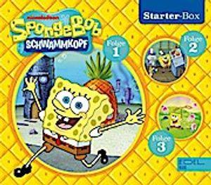 SpongeBob Schwammkopf Starter Box 1