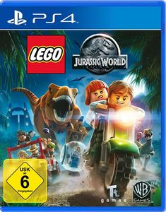 Lego Jurassic World  PS-4  Budget