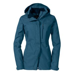 Schöffel Damen Jacke ZipIn Imphal L Blau 48