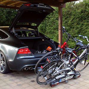 EUFAB Fahrradträger BIKE LIFT, komplett vormontiert