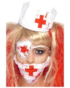 blutige Krankenschwester Set