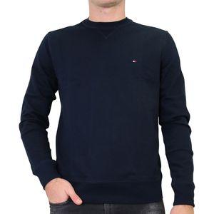 Tommy Hilfiger Sweatshirt Herren Blau (MW0MW11604 CJM) Größe: M