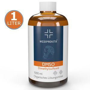 DMSO 99,9% 1000ml in Pharma Qualität 1L