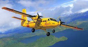 Revell DHC-6 Twin Otter, 1:72, Montagesatz, Flugzeugzelle, 95 Stück(e)