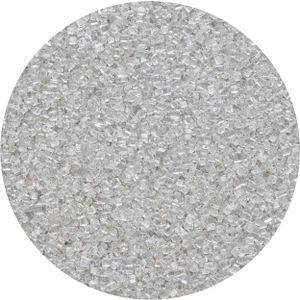 Dekorzucker Silber Glitzerzucker Farbzucker Zucker 100g