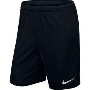 NIKE Park II Short Herren Sport-Shorts ohne Innenslip Schwarz 725887 010, Größe:S