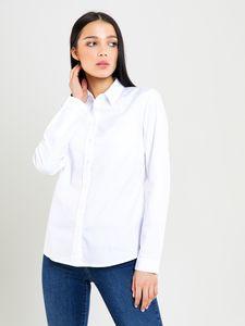 Big Star Damen Bluse Hemd Freizeit Business PERLANA 145747101 CREAM-101 XL