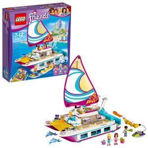 LEGO® Friends Sonnenschein-Katamaran 41317