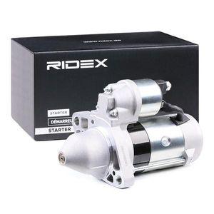 'RIDEX Anlasser 2S0139 4059191703951'