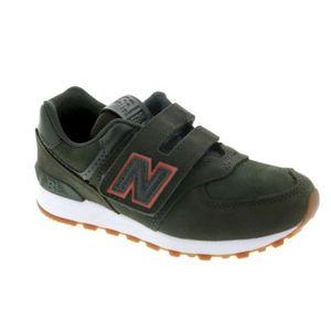 New Balance Jungen Sneakers in der Farbe Grün - Größe 31