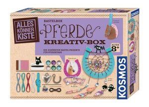Kosmos AllesKönnerKiste Bastelbox Pferde Kreativ-Box