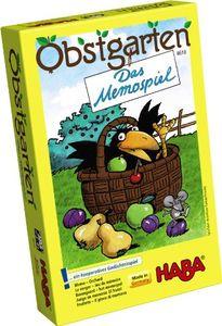 Haba 4610 - Spiel Obstgarten Memory