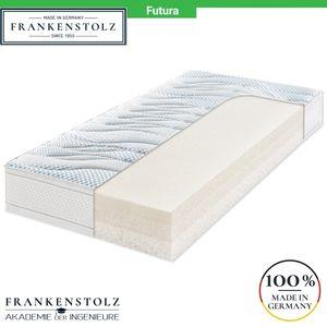 Frankenstolz Futura Matratze für eine saubere Umwelt (BREATHAIR®), Härtegrad:H2, Größe:140x200 cm