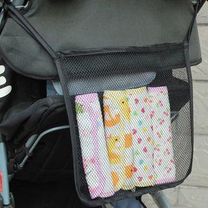 Kinderwagen String Bag Aufbewahrungstasche Tragbare Polyester Pflegewagen Organizer Taschen