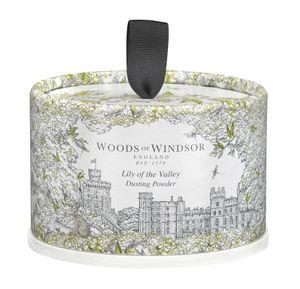Woods of Windsor Convallaria Körper Talc 100g