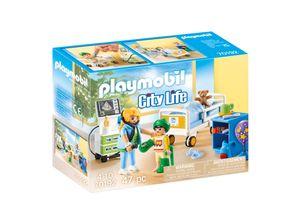 PLAYMOBIL City Action 70192 Kinderkrankenzimmer