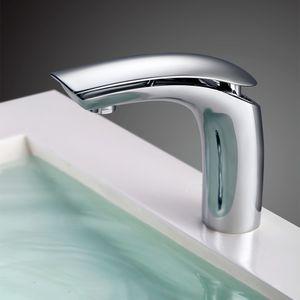 Wasserhahn Bad Waschtischarmatur Einhebelmischer Waschbecken Waschtisch Armatur Mischbatterie Waschbeckenarmatur für Bad Chrom, Homelody