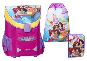 BEST FRIENDS - Easy Schoolbag Set