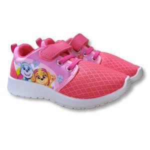 Paw Patrol Skye Everest Kinder Schuhe Sneaker low - Rosa Gr. 28