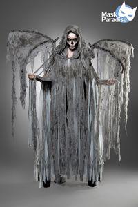 Angel of Death / Engel des Todes Kostüm für Damen Einheitsgröße