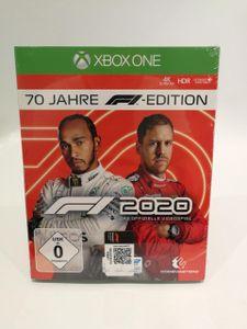 Codemasters Microsoft Xbox One Spiel F1 2020 70 Jahre F1 Edition (USK 0)