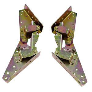 Schlafsofa Möbel Verstellbare 3-Punkt Winkelmechanismus Scharnier Set