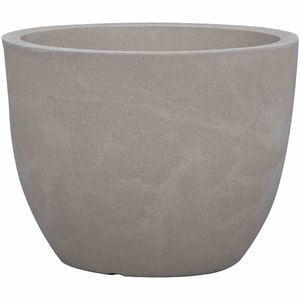 Gefäß Bristol 60 taupe-granit