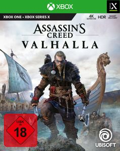 Assassin's Creed Valhalla - Konsole XBox One