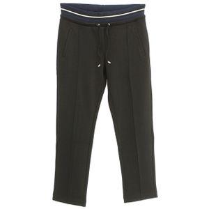 22474 Gerry Weber, CASUAL PURE,  Damen Jeans Hose, Gabardine Stretch, schwarz blau, D 42 Inch 32 L 32