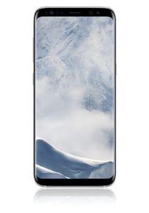 Samsung Galaxy S8 64GB, arctic silver, G950F, EU-Ware