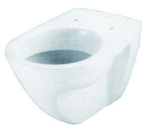 Keramag Paris Wand-WC Tiefspüler - Weiß - 4045000