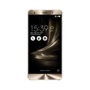 Asus ZenFone 3 Deluxe ZS550KL Smartphone (5,5 Zoll (14 cm) Full-HD Touch-Display, LTE,  64GB Speicher, Dual-SIM, Android 6.0) Galcier Silver
