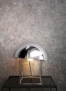 Tapete Beton-Optik Anthrazit   Industrial Loft Vintage Beton Uni Putz Black Bomcu 2